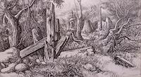 Wilhelm-Laufer-Industrie-Natur-Wald-Neuzeit-Realismus