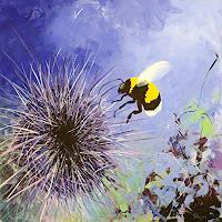 Thomas-Steyer-Pflanzen-Blumen-Tiere-Luft-Moderne-Expressionismus