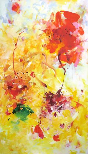 Thomas Steyer, Linked Up, Abstraktes, Diverse Gefühle, Abstrakter Expressionismus