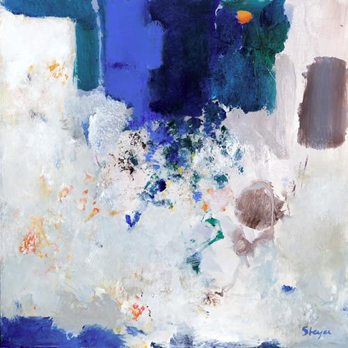 Thomas Steyer, Cox, Abstraktes, Gefühle, Abstrakter Expressionismus
