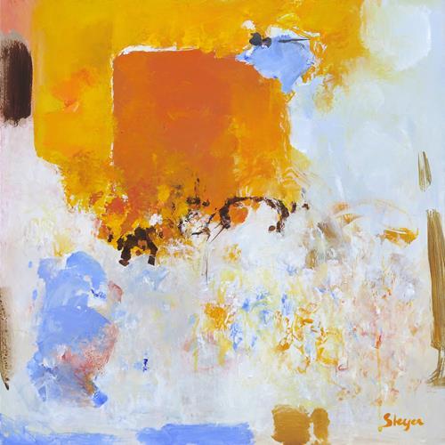 Thomas Steyer, Box, Abstraktes, Gefühle, Abstrakter Expressionismus, Expressionismus