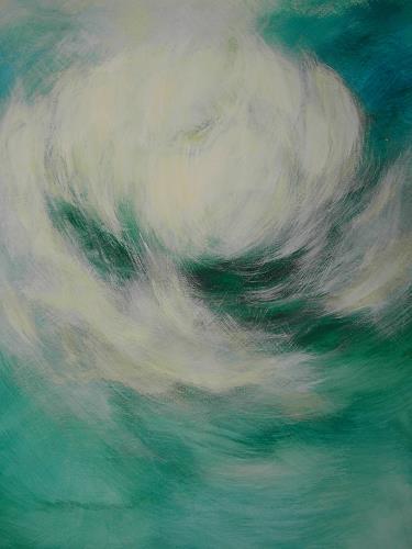 Friedhelm Raffel, Windrose, Fantasie, Bewegung, Impressionismus