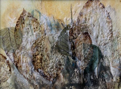 Friedhelm Raffel, Eiszeit, Fantasie, Impressionismus, Expressionismus