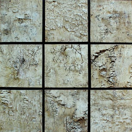 Friedhelm Raffel, Landschaftsstrukturen, Abstraktes, Moderne