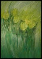 Friedhelm-Raffel-Pflanzen-Blumen-Moderne-Impressionismus