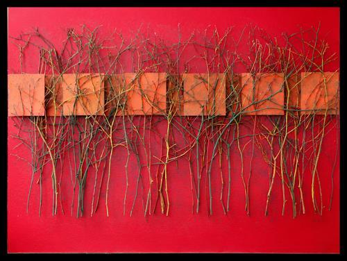 Friedhelm Raffel, Reihung, Abstraktes, Abstrakte Kunst