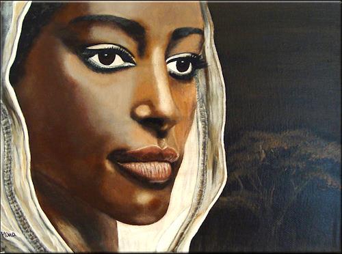 Mona Rothenpieler, Geheimnisvoll, Menschen: Porträt, Expressionismus