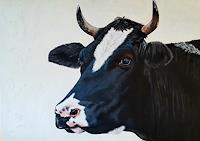 Mona-Rothenpieler-Tiere-Land-Tiere-Neuzeit-Realismus