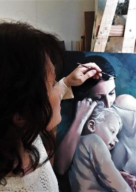 Kunst von Olga Sarabarina