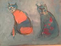C. F. Nissen, Katzen