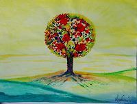 F. Kurtenbach, Baum des Lebens