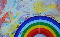 Friedhelm-Apollinar-Kurtenbach-Diverses-Diverses-Moderne-expressiver-Realismus