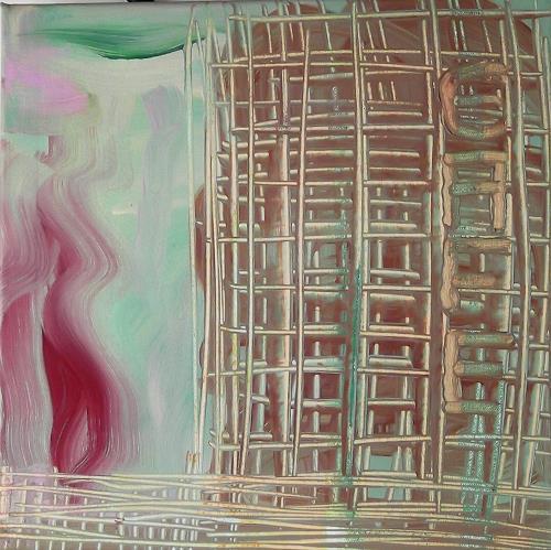 Friedhelm Apollinar Kurtenbach, Anmut, Diverses, Diverses, Andere, Abstrakter Expressionismus