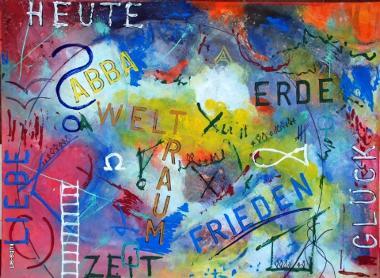 Kunst von Friedhelm Apollinar Kurtenbach