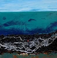 Gerhard-Knolmayer-1-Tiere-Landschaft-Tropisch-Moderne-Abstrakte-Kunst