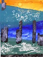 Gerhard-Knolmayer-1-Landschaft-See-Meer-Landschaft-Moderne-Abstrakte-Kunst