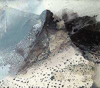G. Knolmayer, Sturm am Mont Cervin (Valais / Italie)