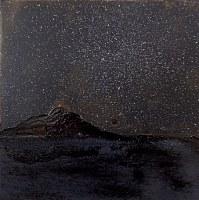 Gerhard Knolmayer, Ätna von Alicudi aus (Liparische Inseln)