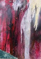 Gerhard-Knolmayer-1-Landschaft-Tropisch-Landschaft-Berge-Moderne-Abstrakte-Kunst