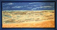 Gerhard-Knolmayer-1-Landschaft-See-Meer-Landschaft-Strand-Moderne-expressiver-Realismus