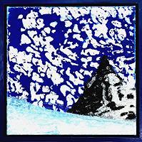 Gerhard-Knolmayer-1-Landschaft-Berge-Landschaft-Winter-Moderne-Expressionismus-Neo-Expressionismus