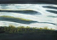 Gerhard-Knolmayer-1-Natur-Wasser-Landschaft-Moderne-expressiver-Realismus
