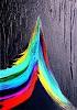 Gerhard Knolmayer, Ein Farbkreis hat sich emanzipiert und tritt vor den Vorhang
