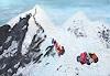 Gerhard Knolmayer, Rush Hour am Mount Everest