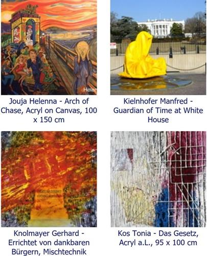 Gerhard Knolmayer, Virtuelle Ausstellung, Diverses, expressiver Realismus