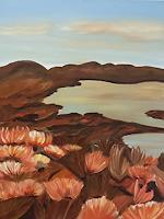 Gabriele-Scholl-Landschaft-Moderne-Impressionismus