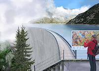 Kay-Landschaft-Diverse-Bauten-Gegenwartskunst-Gegenwartskunst