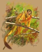 Kay-Tiere-Land-Natur-Wald-Gegenwartskunst-Gegenwartskunst