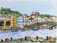 G. Tresch, Bosa Sardinien