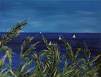 Godi-Tresch-Landschaft-See-Meer-Natur-Moderne-Abstrakte-Kunst