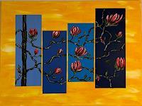Godi-Tresch-Pflanzen-Blumen-Natur-Diverse-Moderne-Abstrakte-Kunst