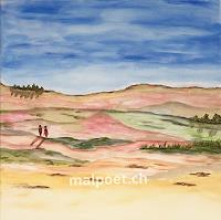 Godi-Tresch-Diverse-Landschaften-Natur-Diverse-Moderne-Abstrakte-Kunst