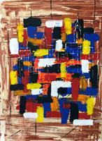 Godi-Tresch-Skurril-Abstraktes-Moderne-Abstrakte-Kunst