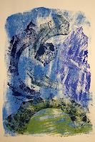 Sabine-Mueller-Abstraktes-Natur-Diverse-Moderne-Moderne