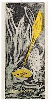Sabine-Mueller-Diverse-Pflanzen-Moderne-Abstrakte-Kunst