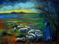 Grazyna Federico, Il pastore