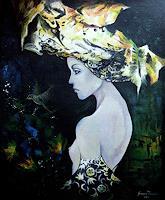 Grazyna Federico, The big hat