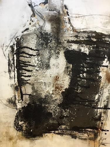 Christiane Mohr, Torso, Abstraktes, Diverses, Abstrakte Kunst