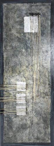 Christiane Mohr, O/T, Abstraktes, Gegenwartskunst