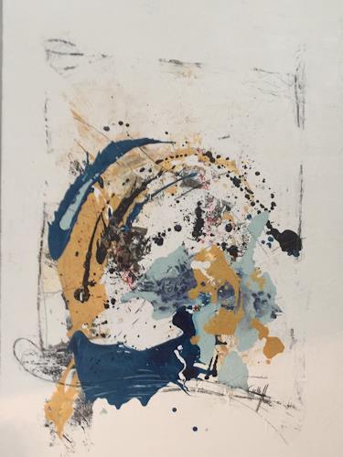 Christiane Mohr, O/T, Diverses, Diverses, Abstrakte Kunst