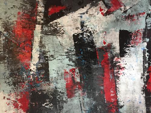 Christiane Mohr, OT, Abstraktes, Abstrakte Kunst