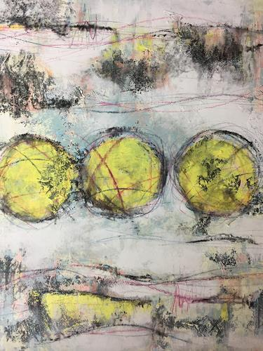 Christiane Mohr, O/T, Abstraktes, Abstrakte Kunst, Abstrakter Expressionismus