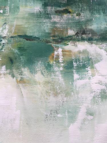 Christiane Mohr, Sylt 2018 -2-, Landschaft, Abstraktes, Abstrakte Kunst