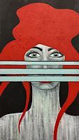Christiane-Mohr-Menschen-Frau-Menschen-Moderne-Abstrakte-Kunst