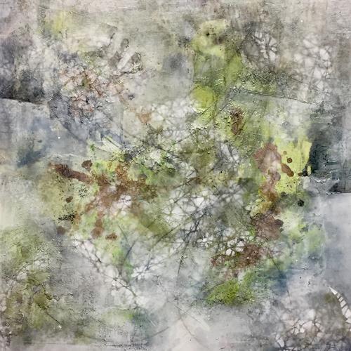 Christiane Mohr, Für Maria, Natur: Erde, Abstrakte Kunst, Expressionismus