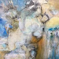 Christiane-Mohr-Menschen-Mann-Diverse-Tiere-Moderne-Abstrakte-Kunst